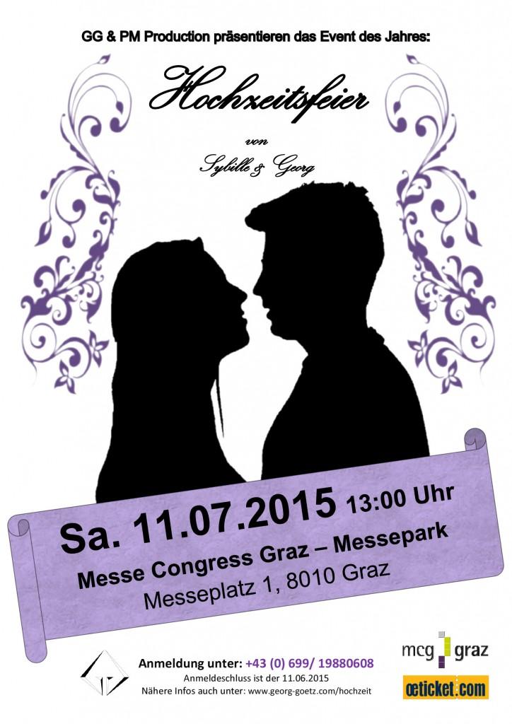 Hochzeitsfeier Sybille & Georg